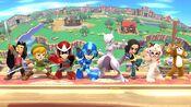 Colección 1 de contenido descargable SSB4 (Wii U)