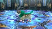 Gogoat (1) SSB4 (Wii U)