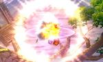 Puño explosivo SSB4 (3DS)