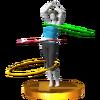 Trofeo de Aros mágicos SSB4 (3DS)