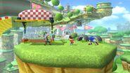 Circuito Mario SSB4 (Wii U) (3)