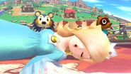 Estela caida en la Ciudad Smash SSB4 (Wii U)