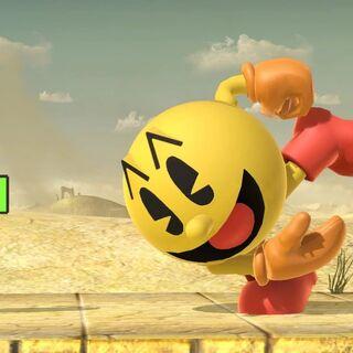 Pac-Man usando <a href=