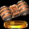 Trofeo de Barriles retropropulsados SSB4 (3DS)