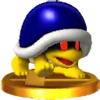 Trofeo de Buzzy SSB4 (3DS)