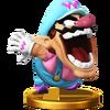 Trofeo de Wario (Peto) SSB4 (Wii U)