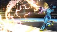 Agarre de Samus Zero SSB4 (Wii U)