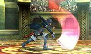 Danza del sable Lucina (3) SSB4 (3DS)