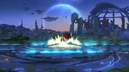 Estocada sideral (3) SSB4 (Wii U)