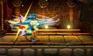 Kritter azul SSB4 (3DS)
