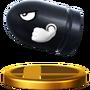 Trofeo de Bill bala SSB4 (Wii U)