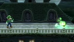 Volea de fuego (2) SSB4 (Wii U)