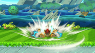 Bomba Bowser (3) SSB4 (Wii U)