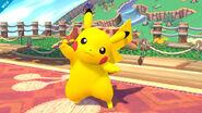 Captura Oficial Pikachu (SSBWiiU)