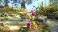 Pikmin alado (2) SSB4 (Wii U)