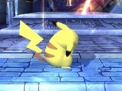 Pose de espera Pikachu SSBB (1)