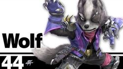 44 Wolf – Super Smash Bros