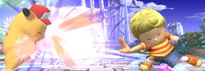 Ataque rapido Lucas SSBB