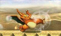Ataque rapido de Charizard SSB4 (3DS)