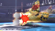 Bowser ataque nuevo Trailer Wii U SSB4