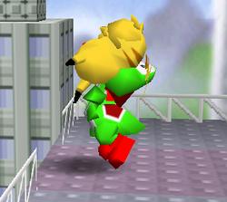 Lanzamiento delantero de Pikachu (1) SSB