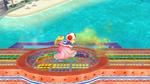 Toad gruñón SSB4 (Wii U)