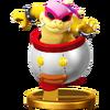 Trofeo de Roy Koopa SSB4 (Wii U)