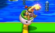 Burla superior Bowser Jr. SSB4 (3DS)