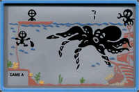 Octopus Game & Watch