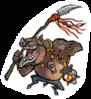 Pegatina Moblin SSBB