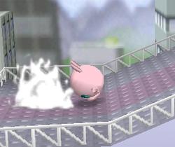 Ataque rápido de Jigglypuff SSB