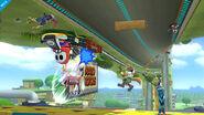 Circuito de Mario SSB4 (Wii U) (2)