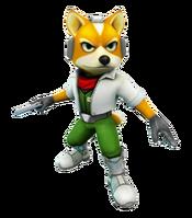 Fox Star Fox 64 3D