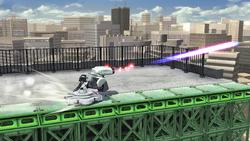 Láser infinito (2) SSB4 (Wii U)