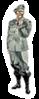 Pegatina de Colonel SSBB