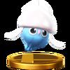 Trofeo de Inkay SSB4 (Wii U)