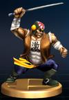 Trofeo de Samurai Goroh SSBB