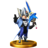 Trofeo de Wonder-Blue SSB4 (Wii U)
