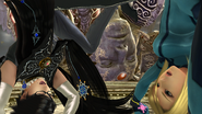 Créditos Leyendas de la lucha Bayonetta SSB4 (Wii U)