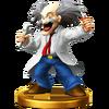 Trofeo de Dr. Wily SSB4 (Wii U)