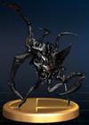 Trofeo de Metroid Prime (derma.) SSBB