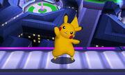 Burla lateral Pikachu SSB4 (3DS)