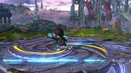 Lanzagranadas (Tirador Mii) (1) SSB4 (Wii U)