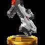 Trofeo de Nintendo Scope SSB4 (Wii U)