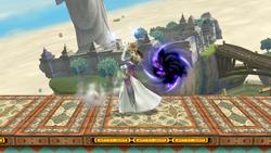 Ataque del espectro (1) SSB4 (Wii U)