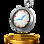 Trofeo de Cronómetro SSB4 (Wii U)
