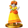 Trofeo de Daisy SSB4 (Wii U)