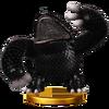 Trofeo de El Durmiente SSB4 (Wii U)