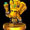 Trofeo de Emperador SSB4 (3DS)