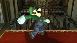 Ataque fuerte hacia arriba Luigi SSBB (1)